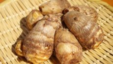 美味しいのにヘルシーで低カロリー!里芋の効能とレシピ