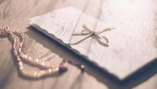 結婚式の新婦の手紙♪おすすめのレターセット