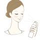 サッと手軽に美肌へ!乾燥肌におすすめ♪ミスト化粧水